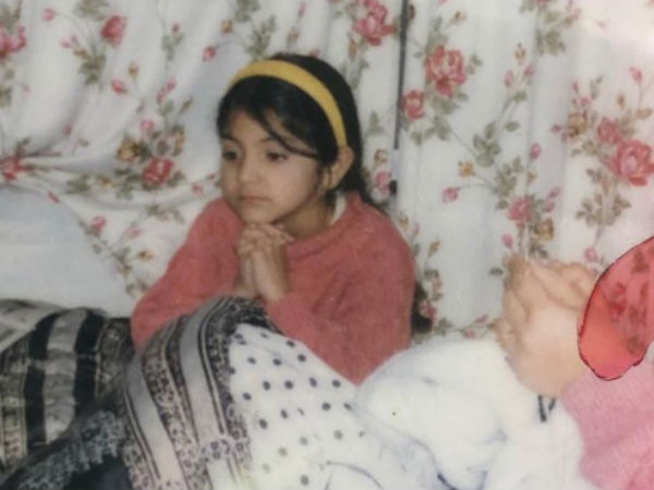 Anushka Sharma Shares Childhood Pictures, Makes The Internet Go 'Aww-dorable'!