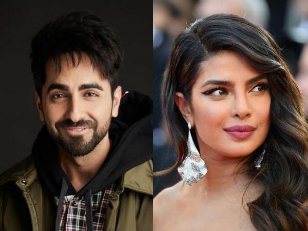 Ayushmann Khurrana Thinks Priyanka Chopra's Voice Would Be Perfect For Pooja From Dream Girl