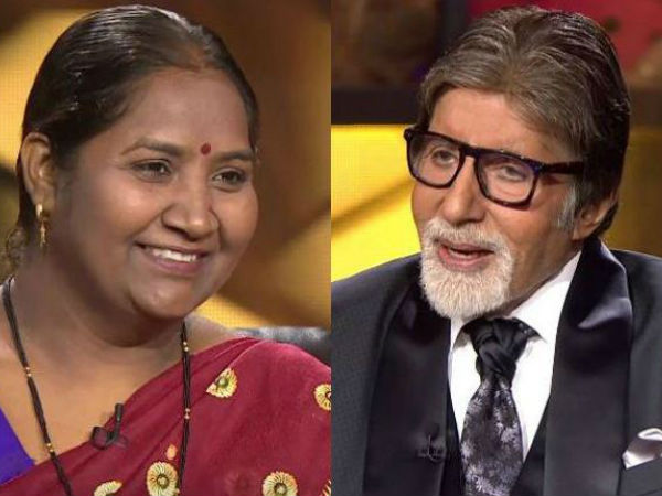 KBC 11 Has Its Second Crorepati: Babita Tade, A Mid-Day Meal Cook, Takes Home The Prize Money!