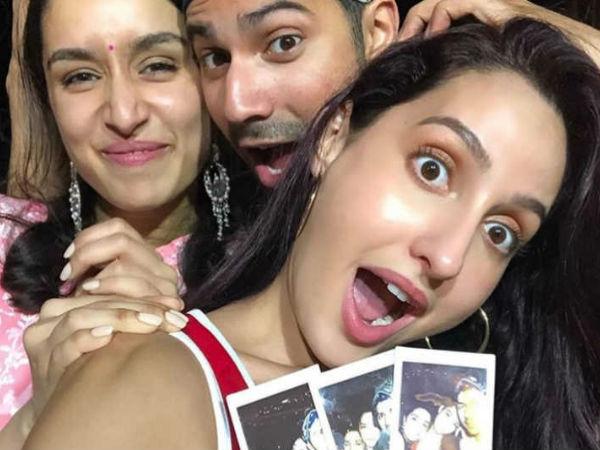 Street Dancer 3D: Nora Fatehi Says Varun Dhawan & Shraddha Kapoor Took Her Under Their Wings
