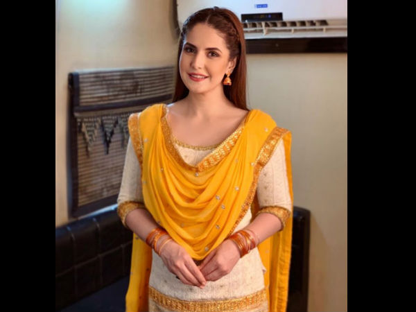 Zareen Khan Was Dropped From A Movie For Not Looking Like A 'Rural Girl'