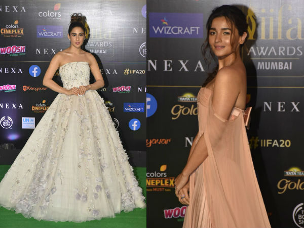 IIFA 2019 Pictures: Sara Ali Khan Steals Our Hearts, Alia Bhatt Looks Like A Greek GODDESS