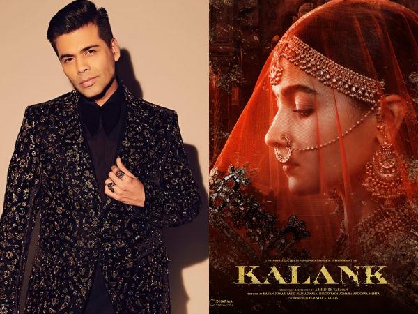 Karan Johar Takes Responsibility For Kalank's Failure; 'It Failed Because We Gave Something Wrong'