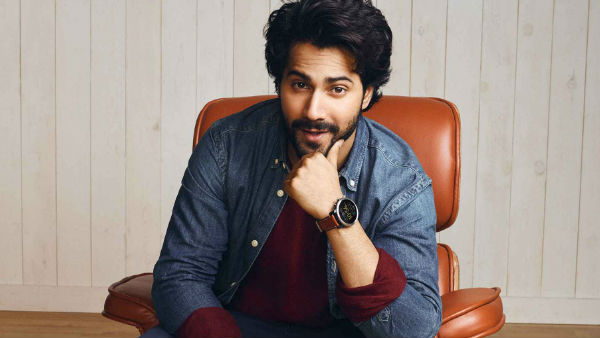 Varun Dhawan: Being A Director's Son Helped Me Understand The Value Of Time