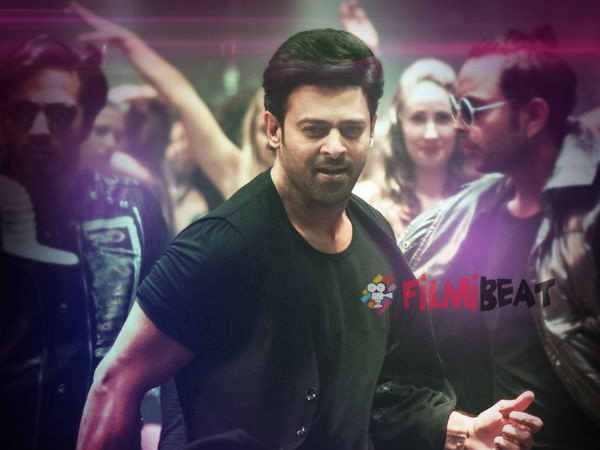 How Much Prabhas Took For Saaho?