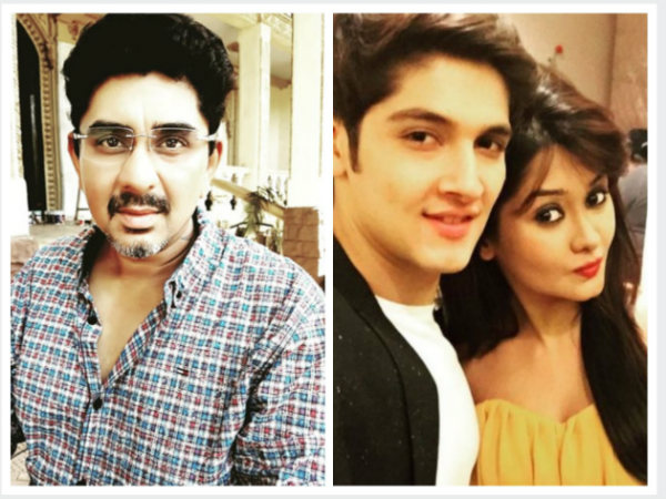 We Ask Rajan Shahi 'Yeh Rishta Kya Kehlata Hai' After He Doesn't Invite Rohan & Kanchi To The Party!