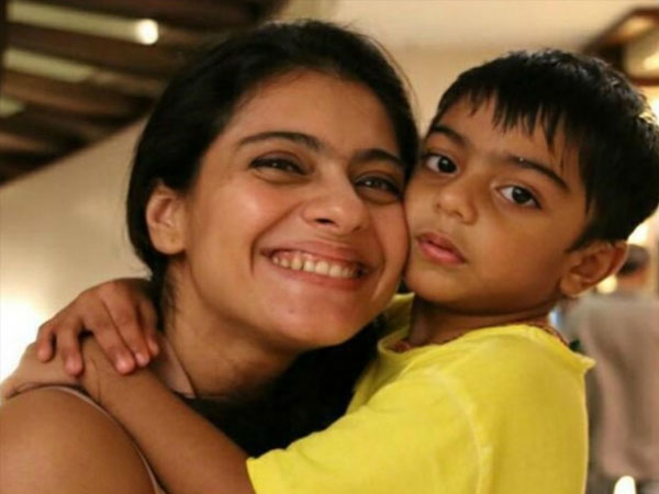 Kajol Shares A Cute Video Of Son Yug Lip-syncing Joey's Iconic Line From 'Friends'!