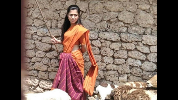 Rashmika Mandanna Turns A Shepherd