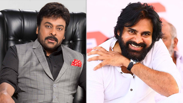 Chiranjeevi Is Ready To Do A Multi Starrer With Pawan Kalyan