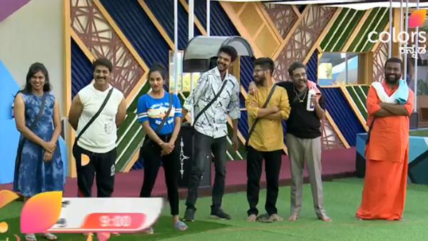 Bigg Boss Kannada Season 7 Wins Big With New Theme First Task Viewers React On Twitter