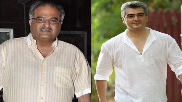 Boney Kapoor Issues Caution Notice Against Fake Casting Calls For Thala 60