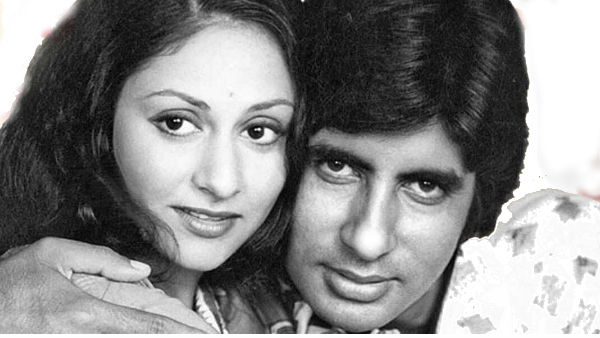 When Jaya Bachchan Teased Amitabh Bachchan By Calling Him Her 'Third Child'