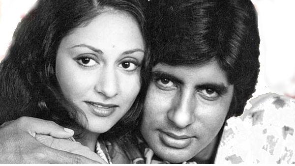 When Jaya Bachchan Teased Amitabh Bachchan By Calling Him Her 'Third Child'
