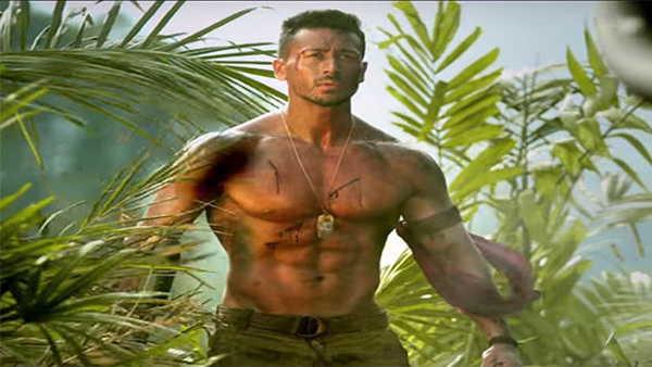 On Baaghi 3
