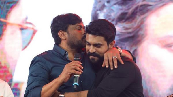 While Chiranjeevis Sye Raa Narasimha Reddy is doing an incredible business at the box office, what has left everyone surprised and impressed is one of the decisions taken by the makers. Producer Ram Charan and team Sye Raa Narasimha Reddy have decided not to keep the box office numbers on the official posters of the movie. It seems like Chiranjeevi is also mighty impressed with this decision of Ram Charans and the big star himself hailed his son for opting a different path. According to reports, it was in a recent chit chat show that Chiranjeevi praised Ram Charan. Popular filmmaker Trivikram Srinivas hosted a chat show, in connection with Sye Raa Narasimha Reddy and it was attended by Chiranjeevi and Ram Charan. Reportedly, Trivikram Srinivas hailed Ram Charan for taking a bold step forward and Chiranjeevi too expressed a similar opinion. It has been a practice in the Telugu film industry to put up box office numbers, total days of theatrical run, records created by the movie and other financial aspects on the official posters. Needless to say, such announcements led to widespread fan wars, especially on social media. More so, when it comes to films of top stars, fans would queue to know the records that have been created. However, it seems like Sye Raa Narasimha Reddy is out here to make a difference. By opting to stay away from the usual practice, team Sye Raa is trying to set a new way ahead. Nevertheless, Sye Raa is enjoying a strong run in theatres across the globe. The Chiranjeevi starrer is all set to complete the first week of run in theatres. Word-of-mouth for the film is positive and Megastar fans are happy to see their favourite star in full form. Directed by Surender Reddy, the movie narrates the tale of freedom fighter Narasimha Reddy. The film also has the presence of many big names of the Indian film industry such as Amitabh Bachchan, Sudeep, Ravi Kishan, Nayanthara, Tamannaah and Vijay Sethupathi.