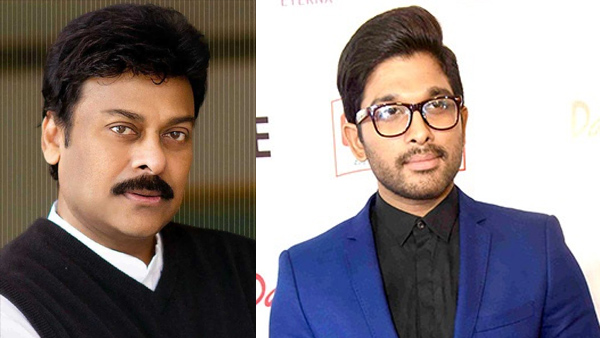 Chiranjeevi Says He Did Not Believe Allu Arjun's Comments On Sye Raa Narasimha Reddy