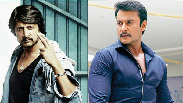 Sudeep's Dabangg 3 To Clash With Darshan's Odeya?