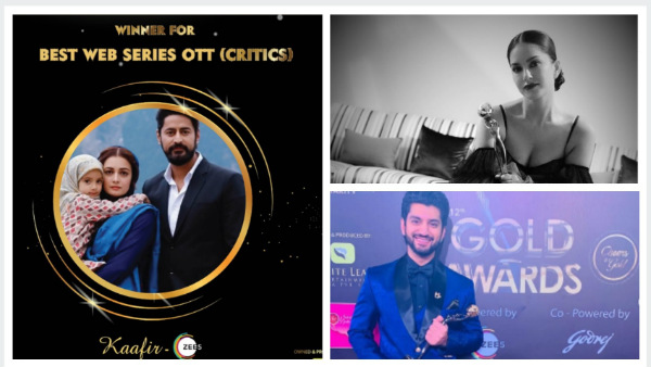 Gold Awards 2019 Winners (Web Series): Sunny Leone, Kunal Jaisingh, Ronit Roy & Others Bag Awards
