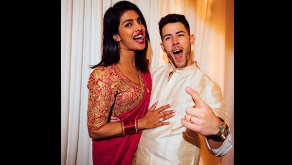 Karwa Chauth 2019: Sorry Priyanka Chopra, But Nick Jonas Stole All Your Thunder With His Ethnic Look