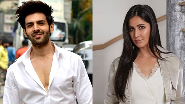Are Kartik Aaryan And Katrina Kaif The New Pals In B-town? Find Out Here!