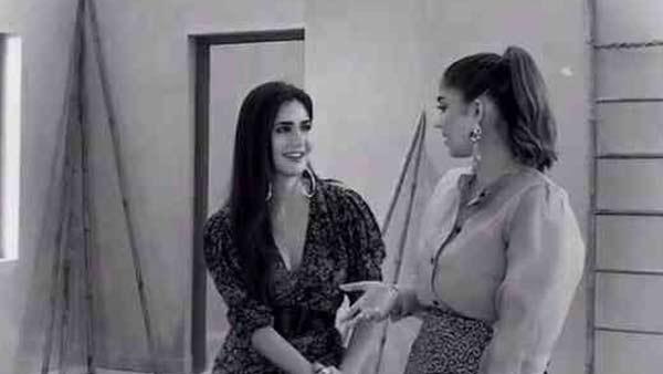 Katrina Kaif Teams Up With Nayanthara For Photo Shoot