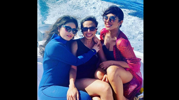 Priyanka Chopra Reacts To Zaira Wasim Quitting Movies: Who Are We To Poke Our Nose In Her Business?