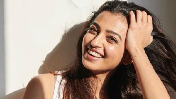 Did You Know Radhika Apte Wore An Old Saree At Her Wedding?