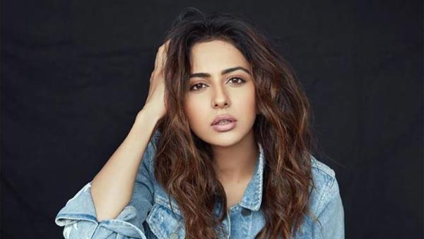 Rakul Preet Says Shooting With A Smelly Co-star Was A Bad Experience