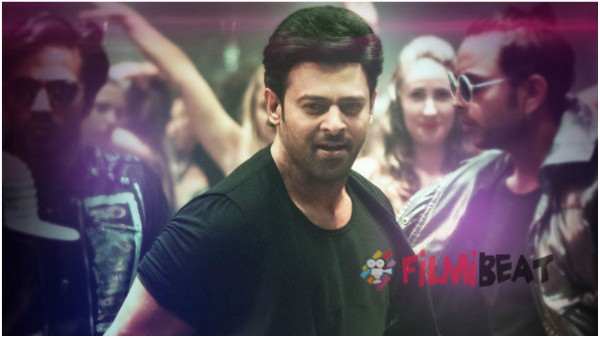 Saaho To Make Amazon Prime Debut On October 19 In Four Different Languages!