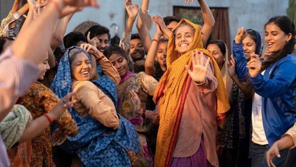 Taapsee Pannu Reacts To Neena Gupta & Soni Razdan's Criticism Over Saand Ki Aankh Age Controversy!