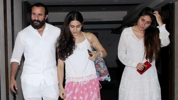Sara Ali Khan Recalls How Her Mom Amrita Singh Reacted When Saif Ali Khan Married Kareena Kapoor!