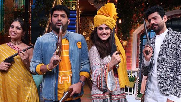 The Kapil Sharma Show 'Diwali Special': Saand Ki Aankh And