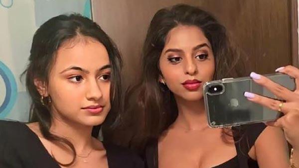 Suhana Khan's New Mirror Selfie Is Too Hot To Handle