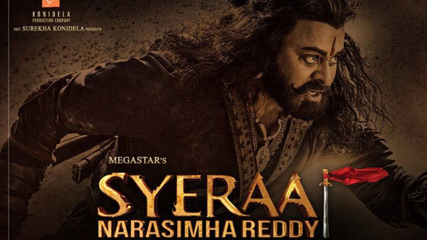 Sye Raa Narasimha Reddy Worldwide Box Office Collections (Day 19): Fairly Good!