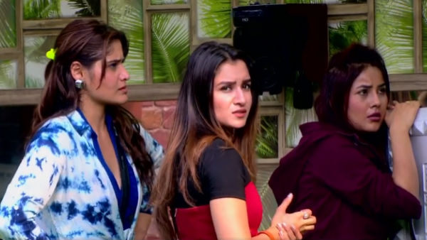 Bigg Boss 13 Day 15 LIVE Update: Siddharth Argues With Aarti About The Plural Of 'Hair'