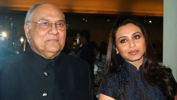 Rani's Father Watched Her Debut Movie Days After A Surgery