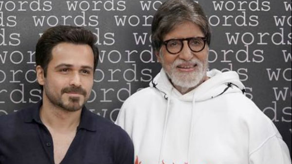 Emraan Hashmi Opens Up On Working With Big B In 'Chehra'