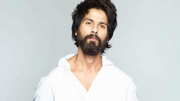 Kabir Singh Actor Shahid Kapoor Feels Nervous To Attend Film Functions After Long Break From Movies