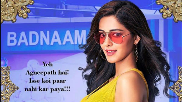 Ananya On What Will Be Different In Pati Patni Aur Woh