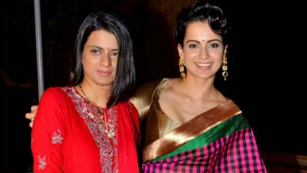 Kangana Wants Her Sister Rangoli To Narrate Her Story