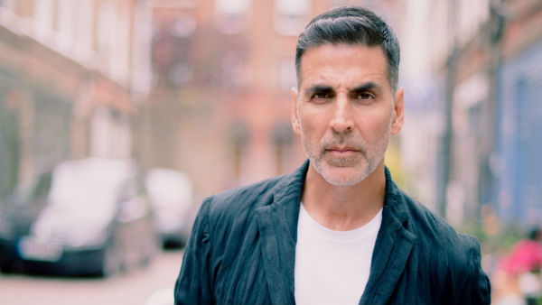 Akshay Kumar Reveals He Has No Insecurities