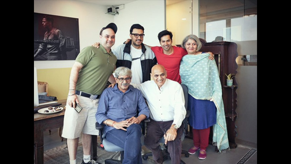 Varun Dhawan Bags His First Biopic; To Play Arun Kheterpal In Sriram Raghavan's Next!