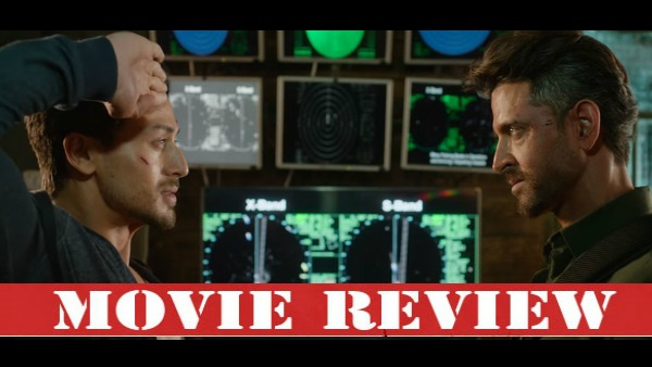 ALSO READ: War Movie Review: Hrithik Roshan & Tiger Shroff Give Their Fans Plenty Of Reasons To Cheer!