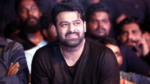 When Prabhas Thought He Will Get A HEART ATTACK; Felt Like He Was Dead