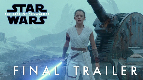 Star Wars: The Rise of Skywalker's Final Trailer Out!