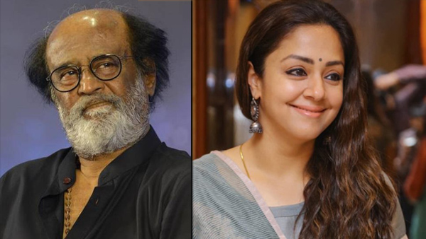 Jyothika To Be Paired Opposite Rajinikanth In Thalaivar 168?