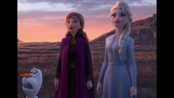 Lopezes Take You 'Into The Unknown' In Frozen 2