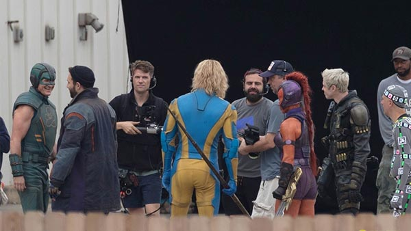 Photos Of Gunn's 'The Suicide Squad' Leaked Online