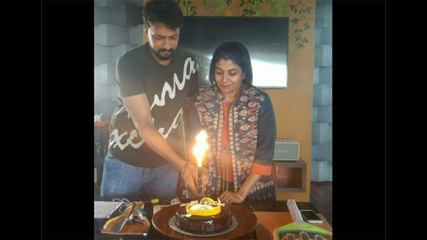 Sudeep & Priya To Celebrate 18th Wedding Anniversary In Bigg Boss 7 House This Weekend!