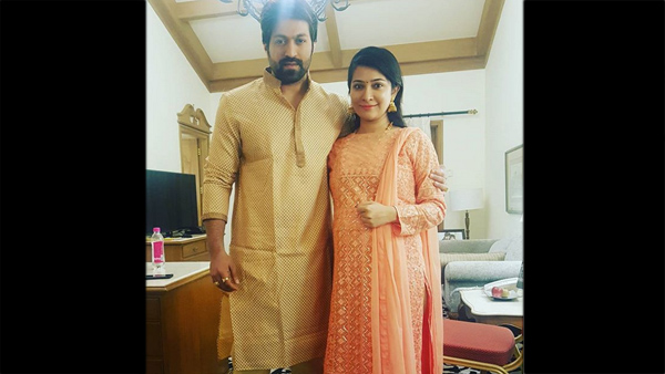 Radhika Pandit & Yash To Share First Glimpse Of Their Second Child Only 5 Months After Its Birth!